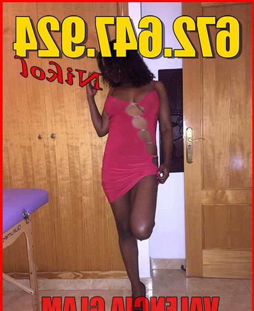 Mawuenya, 25 años, escort en Teruel fotos reales