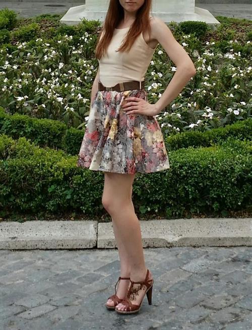 Linava, 18 años, escort en Cáceres fotos reales
